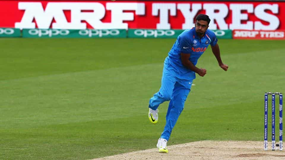 R Ashwin last played ODI cricket for India in 2017 | GETTY