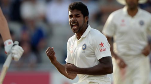 "Varun Aaron says, ""I am highly motivated to play for India"", ahead of his county stint"