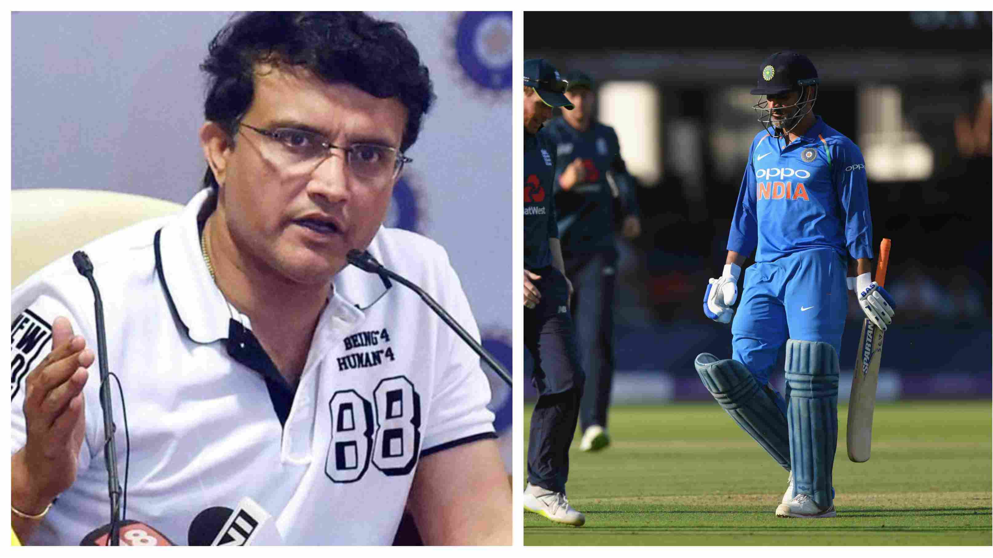ENG v IND 2018: Sourav Ganguly urges fans to not boo MS Dhoni