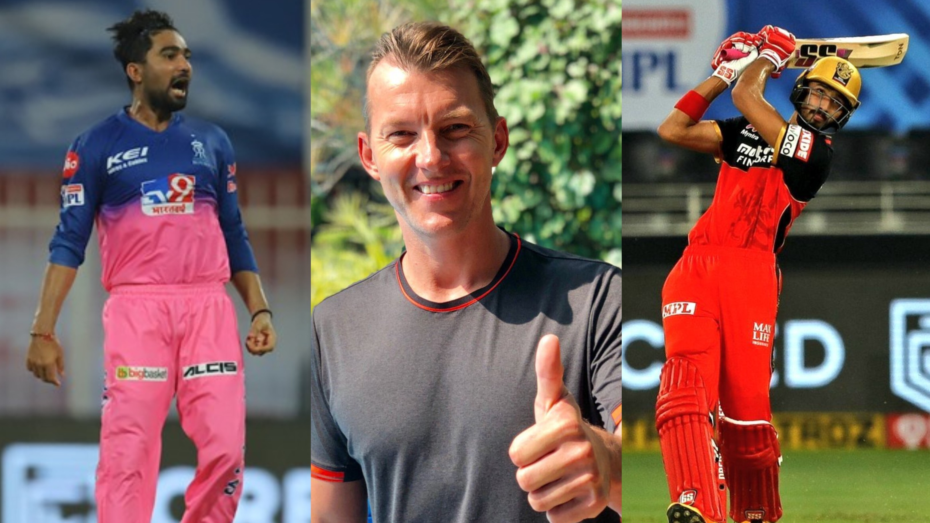 IPL 2020: Brett Lee picks Devdutt Padikkal and Rahul Tewatia as his favorites of IPL 13