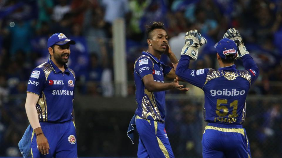 IPL 2018 : Match 37, MI vs KKR - Statistical Highlights