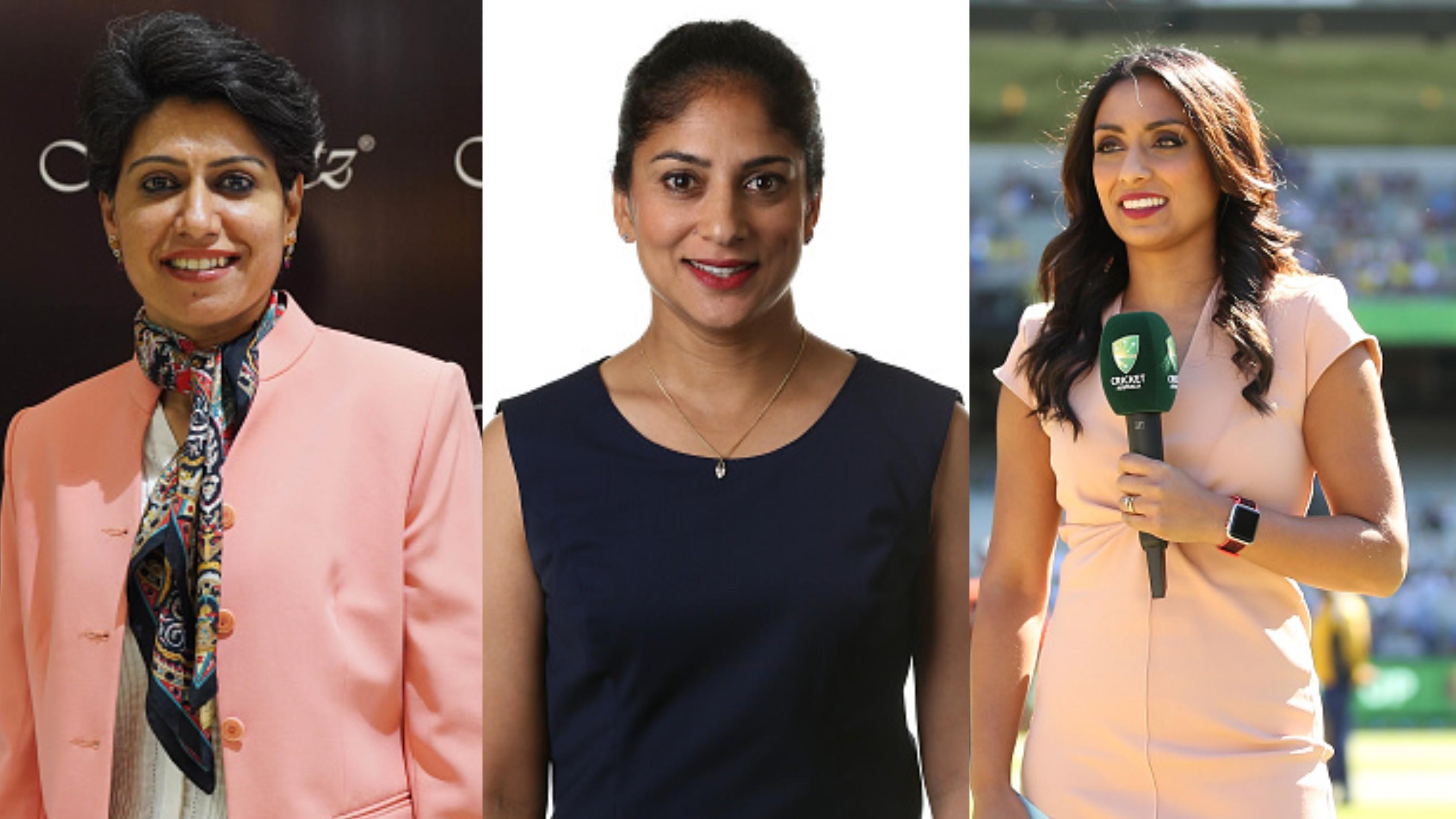 WATCH - Isa Guha, Lisa Sthalekar and Anjum Chopra have a message for fans amid COVID-19 crisis