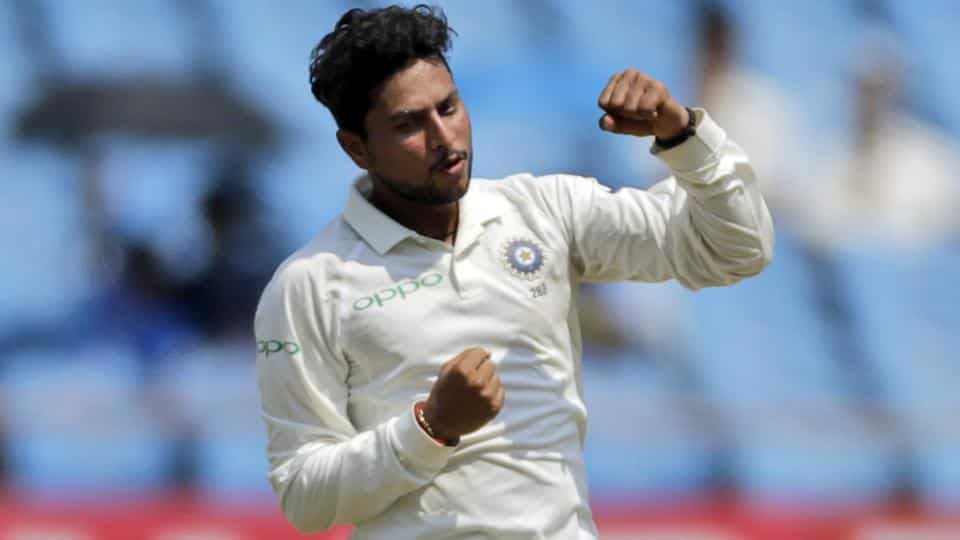 Kuldeep Yadav | AFP