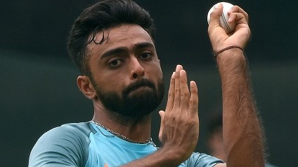 Jaydev Unadkat feels saliva, sweat aren't essential in white-ball cricket