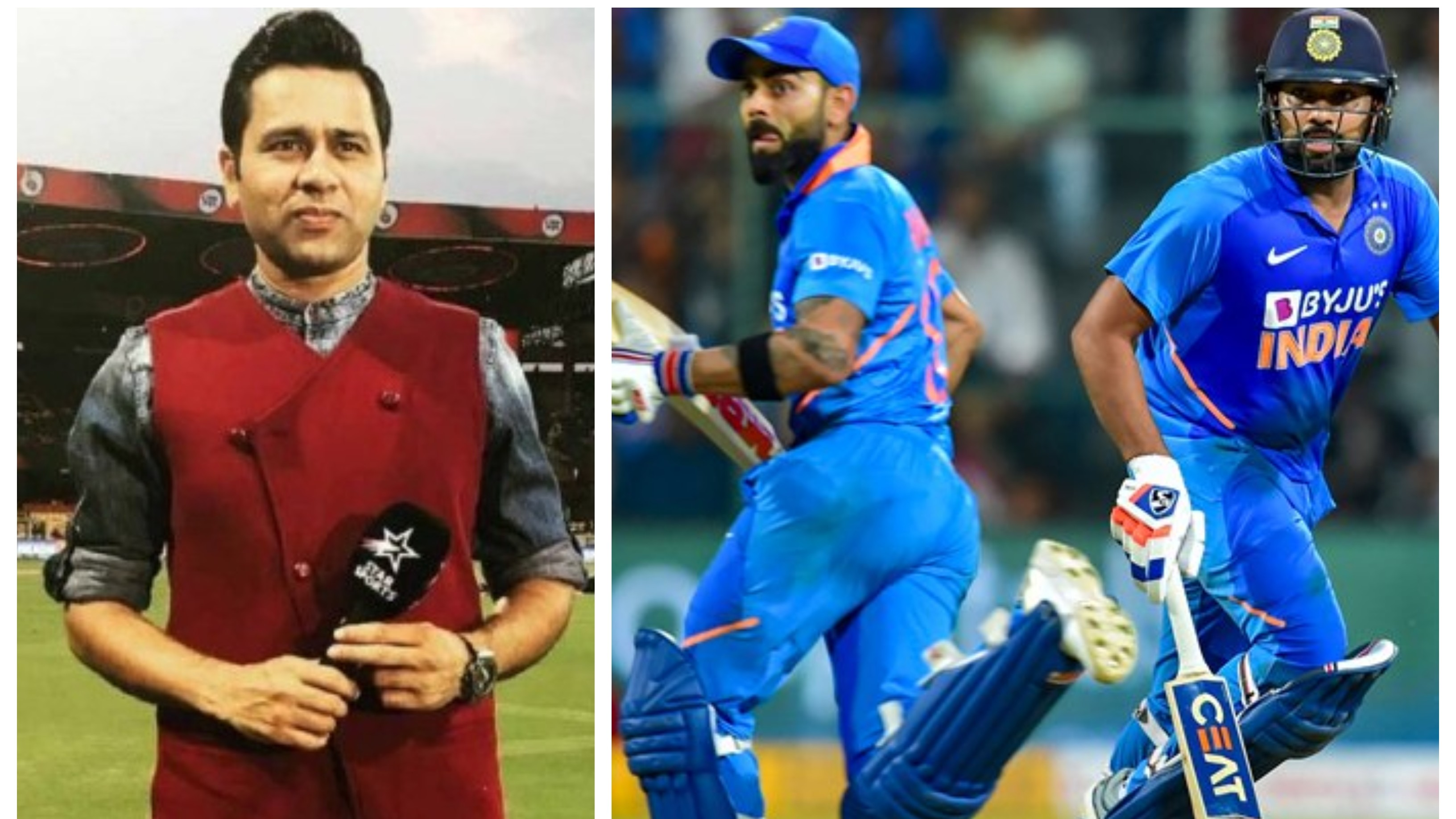 India may think of 'change in leadership' if they fail to win 1 of the 2 upcoming T20 WCs: Aakash Chopra