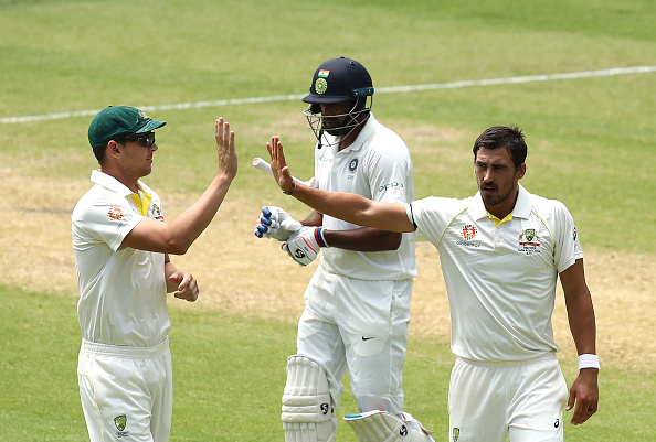 Starc will lead Australian pace attack in Perth | Getty Images