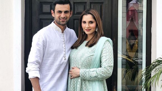 Shoaib Malik flies to India to welcome baby Mirza Malik