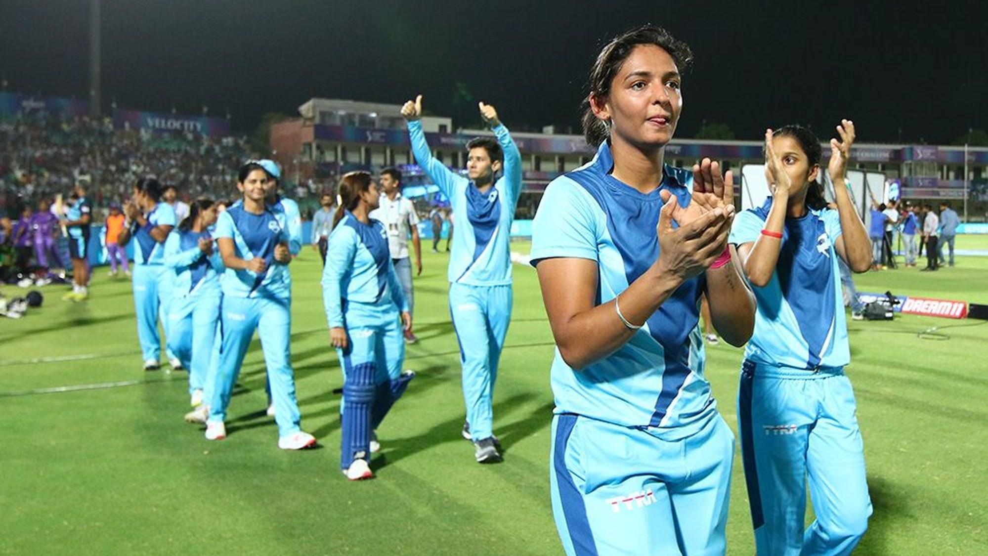 Important for us to carry the momentum forward: Harmanpreet Kaur on WIPL's clash with WBBL