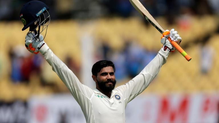 IND v WI 2018: Being calm in the nervous 90s helped me to notch up the maiden Test ton, says Ravindra Jadeja