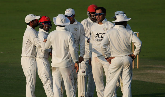 Afghanistan Test team | Getty