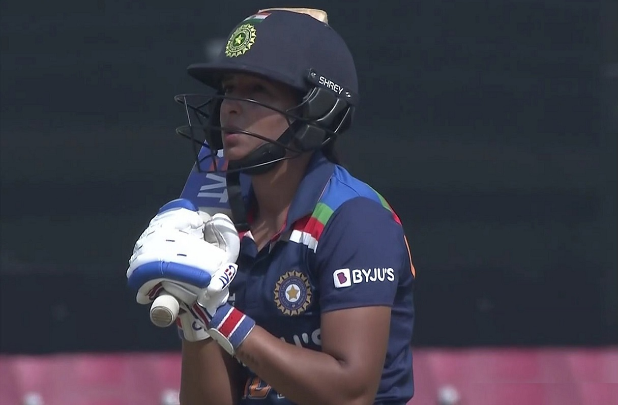 Harmanpreet Kaur played in the ODI series against South Africa women recently | BCCI