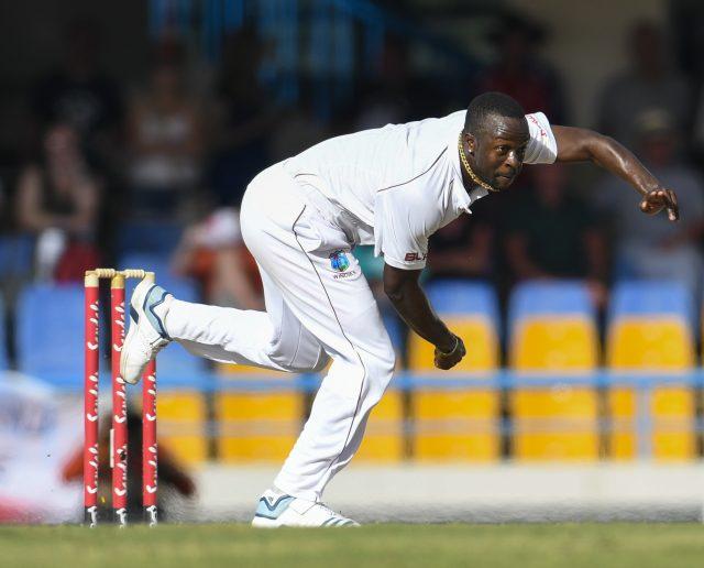 Roach ready for England tour amid COVID-19 fears | AFP