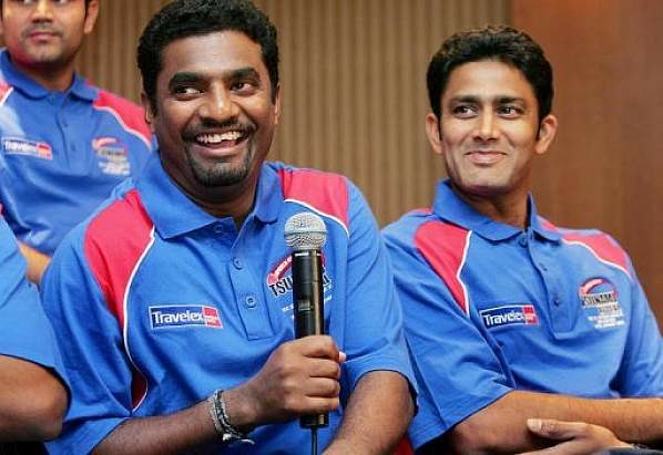 Two of the greatest ODI spinners ever in Muttiah Muralitharan and Anil Kumble will be a force to reckon with