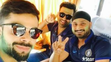 Fake FB Wall: Virat Kohli knows how to make Sourav Ganguly play Holi