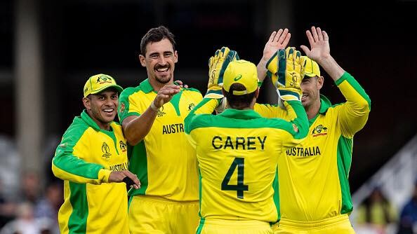 CWC 2019: Australia hands Sri Lanka 87-run defeat as Finch makes 153 and Starc takes 4/55