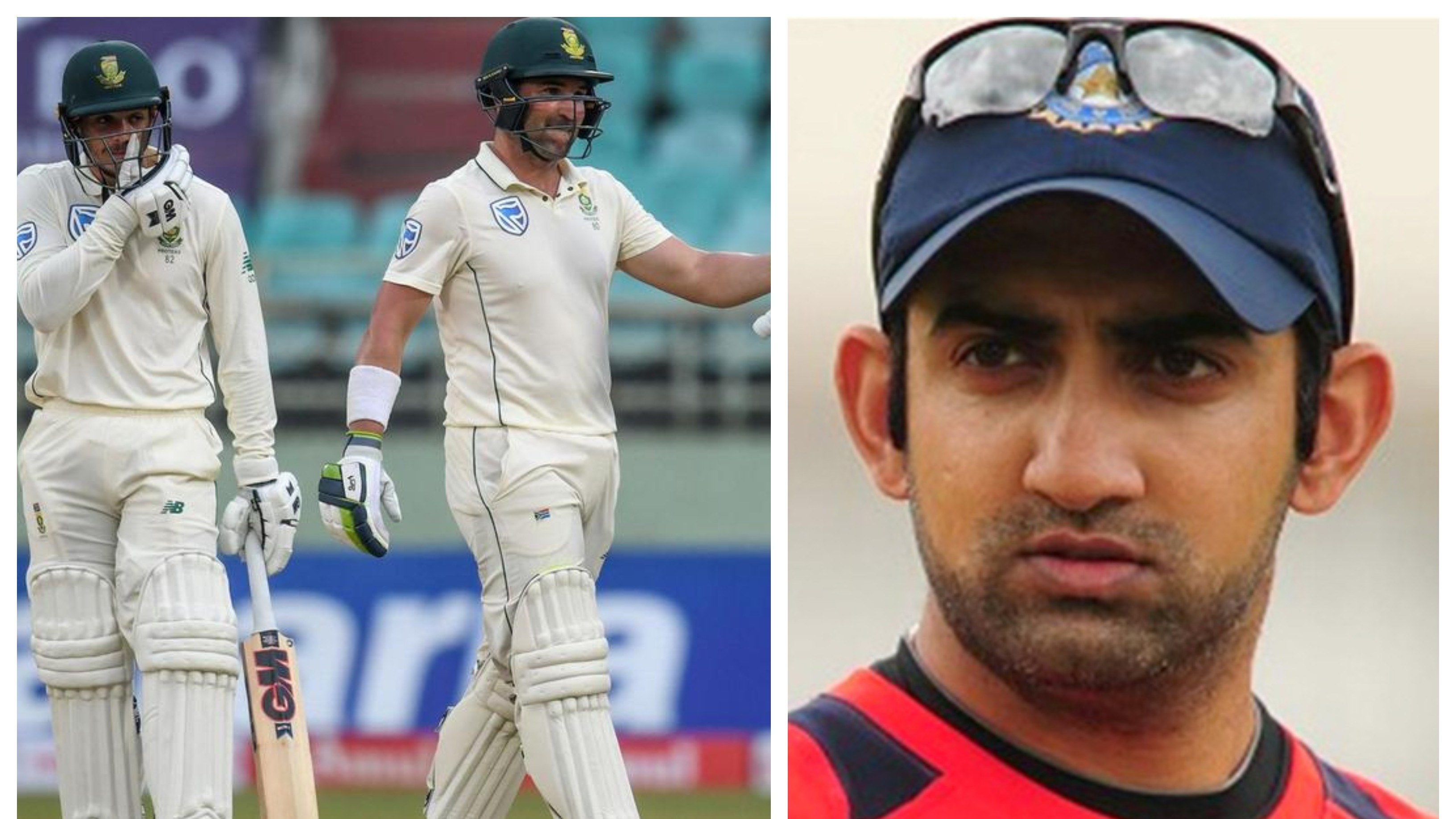 IND v SA 2019: Red soil on Pune Pitch will make life difficult for Proteas batsmen, reckons Gambhir