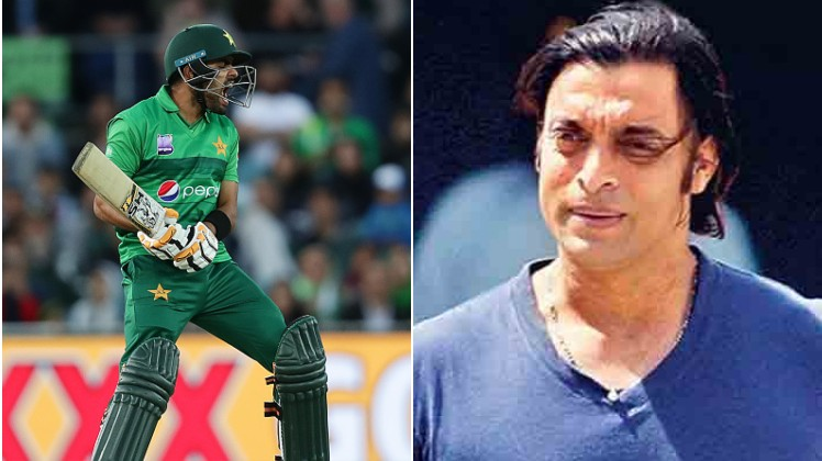 AUS v PAK 2019: Shoaib Akhtar slams Pakistan's immature batting for wasting Babar Azam's effort