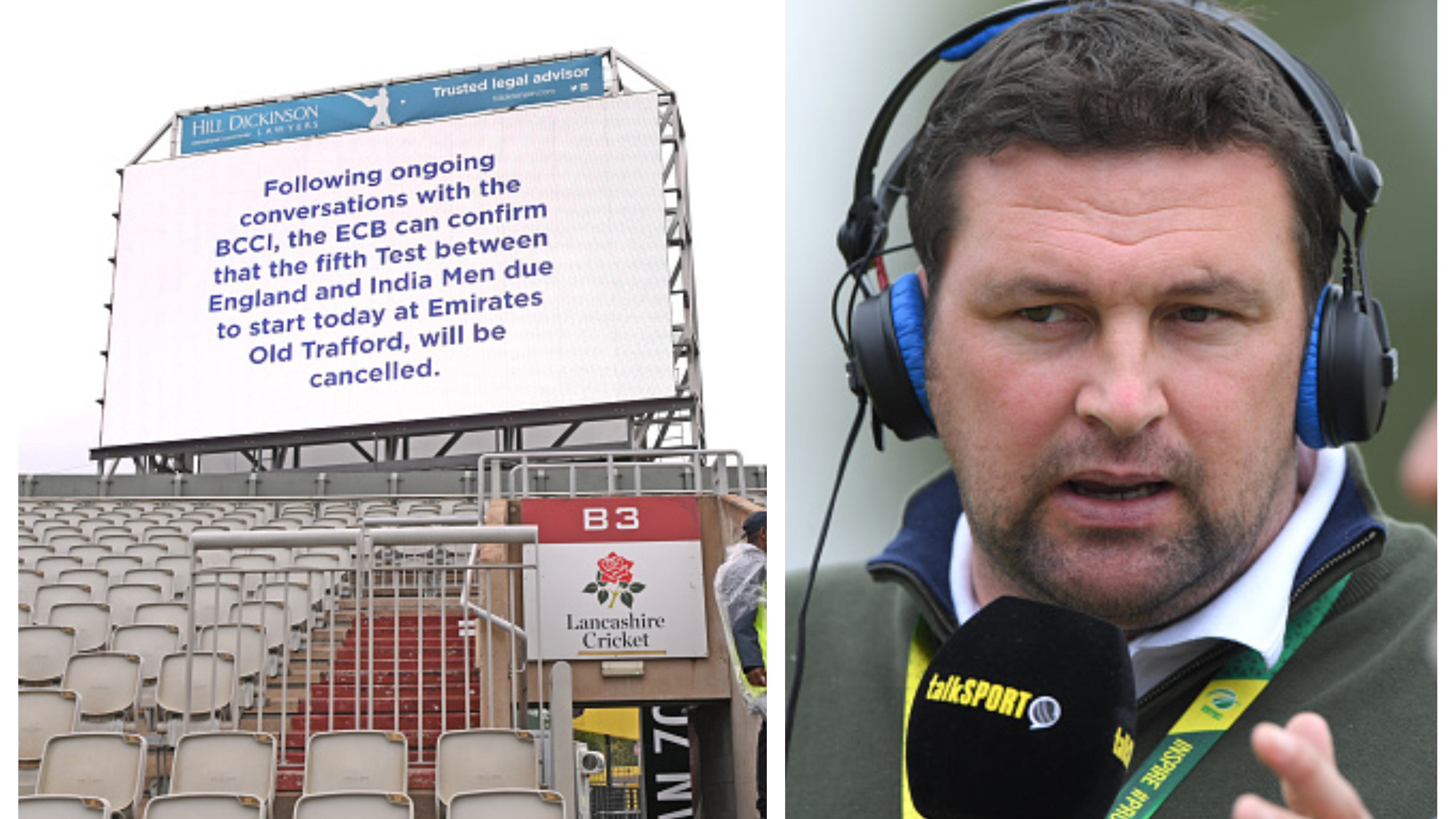 ENG v IND 2021: 'Beginning of the end for Test cricket', Steve Harmison claims 5th Test was cancelled for IPL