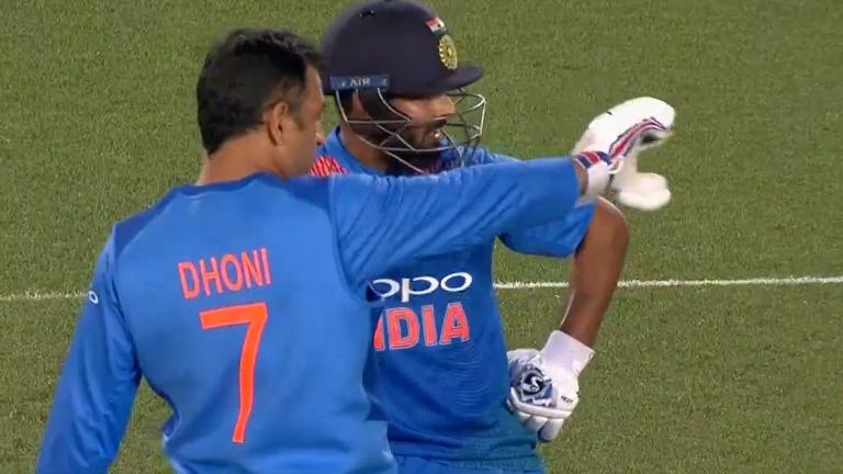 NZ v IND 2019: Twitter got excited as MS Dhoni and Rishabh Pant bat together