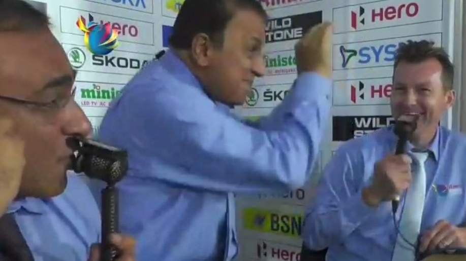 Watch: Sunil Gavaskar's naagin dance during Nidahas Trophy 2018 final