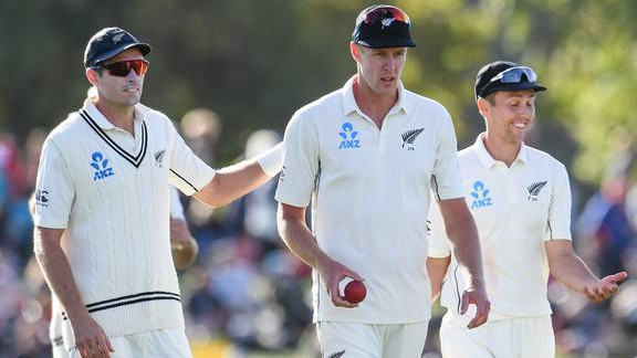 ENG v NZ 2021: Kyle Jamieson to pick the brains of experienced Kiwi pacers on England conditions