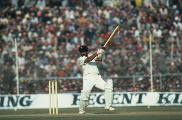 Gundappa Vishwanath scored heavily on the 1977-78 tour to Australia | Getty File Photo