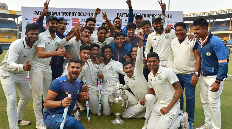 Gautam Gambhir congratulates Vidarbha on their maiden Ranji Trophy title win