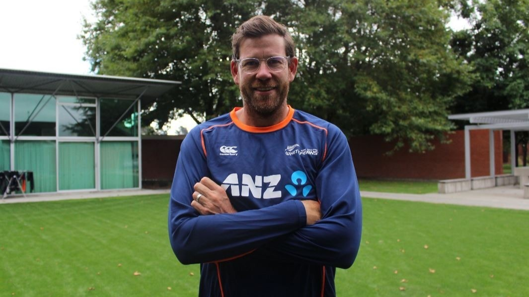 Jacob Oram's crucial advice for White Ferns ahead of their T20I clash against England