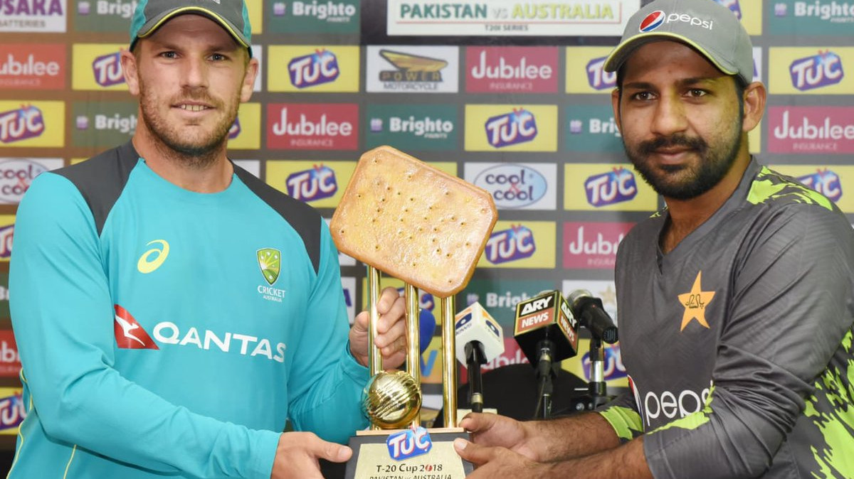 PAK vs AUS 2018 : First T20I - Statistical Preview