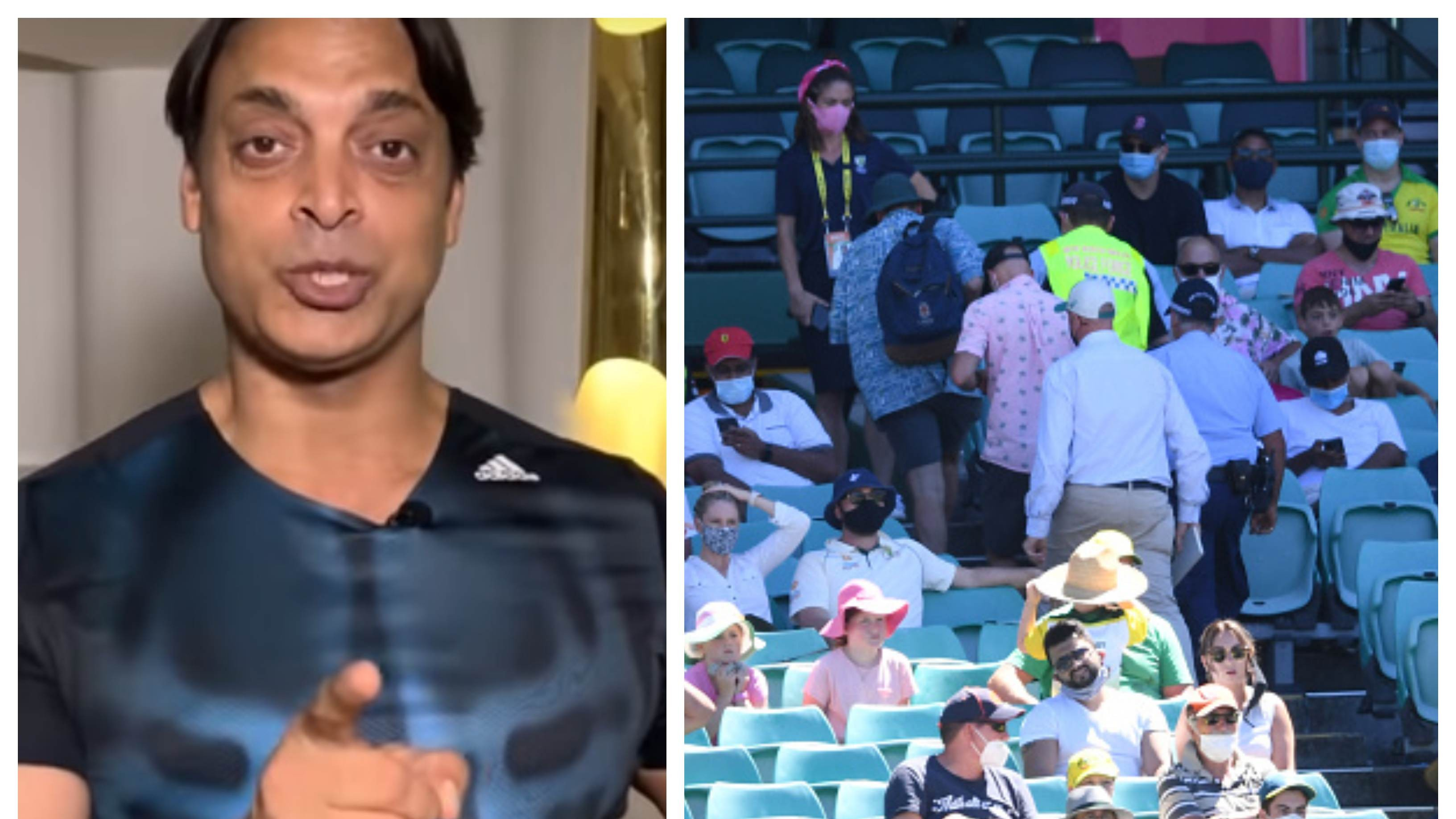 AUS v IND 2020-21: Shoaib Akhtar proposes custodial sentence for offenders involving in racial abuse