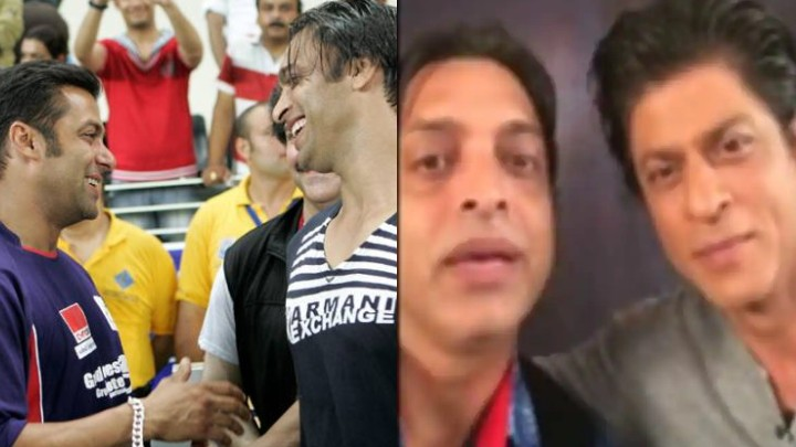 Shoaib Akhtar reveals which Bollywood superstar should play him in his biopic