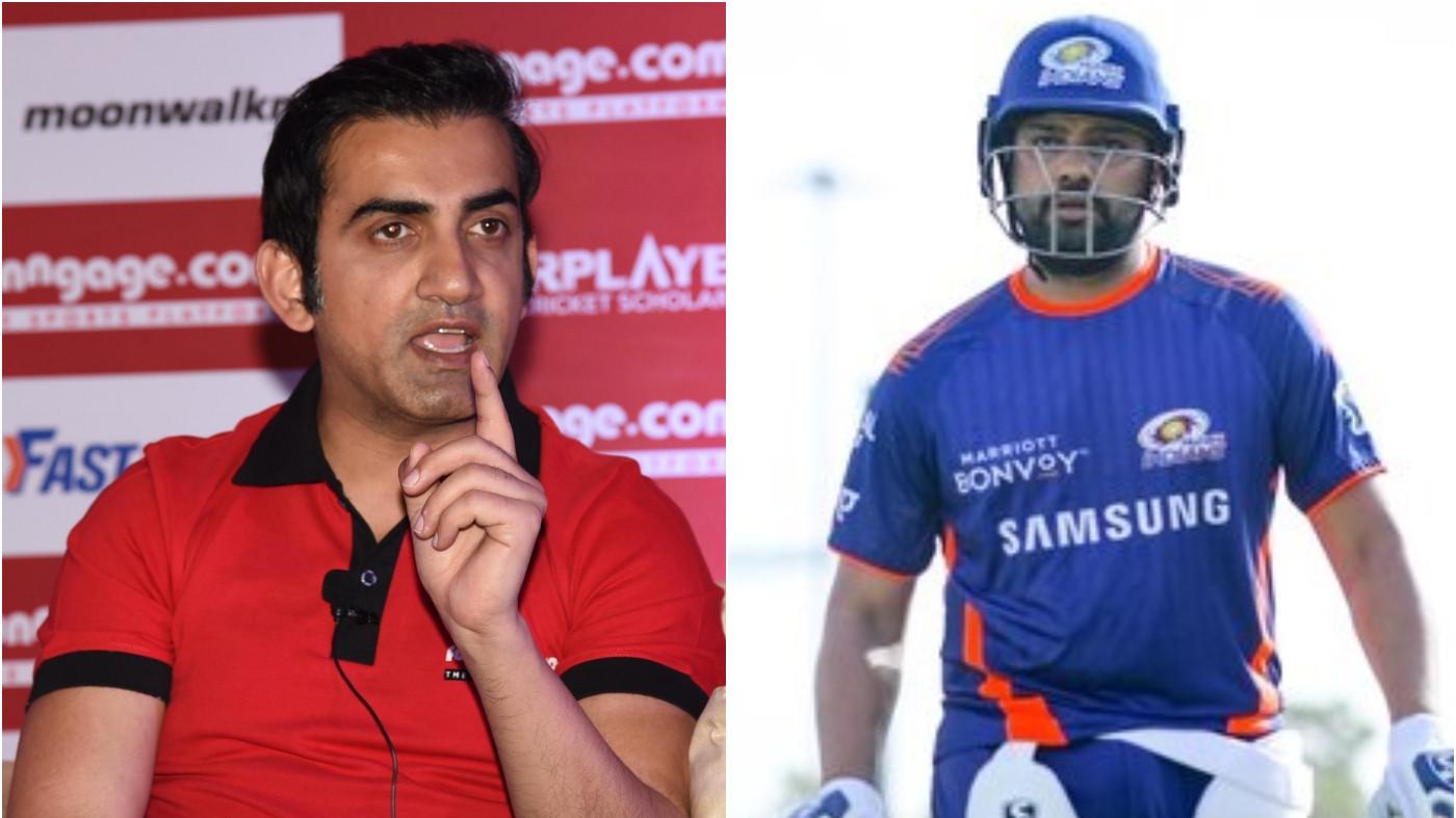 IPL 2021: Gautam Gambhir believes Mumbai Indians will have advantage in UAE