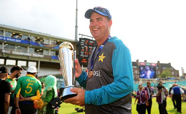 Pakistan won Champions Trophy 2017 in Micky Arthur's tenure | Getty