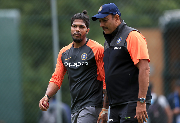 Umesh cleared, he has been given right inputs from the team management as well as the selection committee | Getty