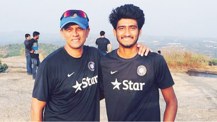 Khaleel Ahmed credits Rahul Dravid and Zaheer Khan for his stellar show in domestic cricket