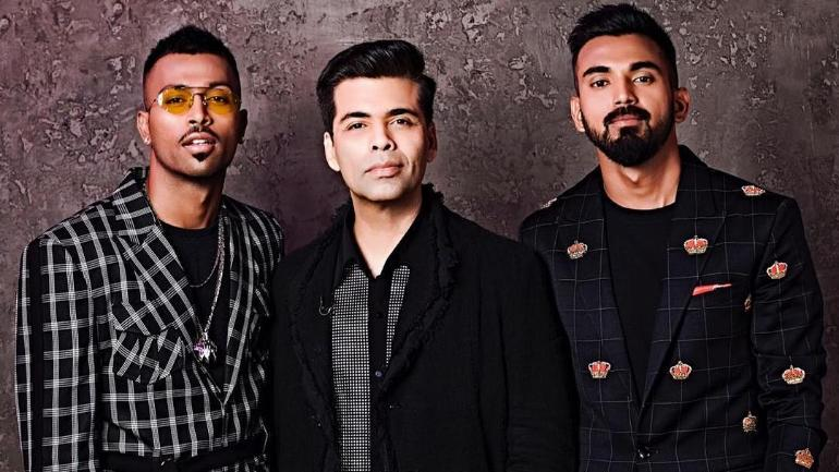 Hardik Pandya and KL Rahul appeared on popular TV show Koffee with Karan | Twitter