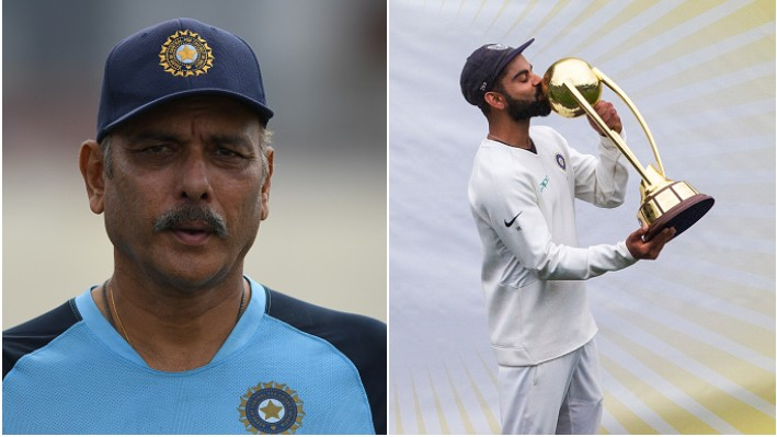 AUS v IND 2020-21: Ravi Shastri says it will be hard to emulate Kohli's captaincy feat against Australia