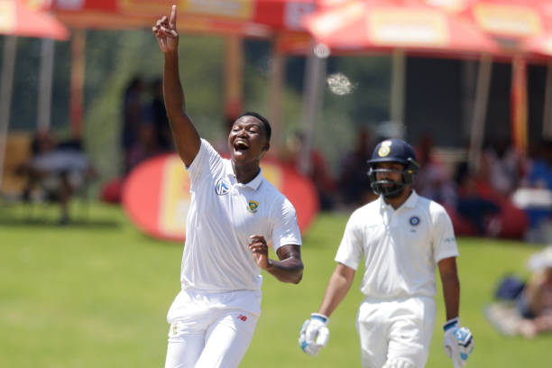Lungi Ngidi will don the yellow jersey for CSK in IPL 2018