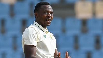 WI v SA 2021: It's like scoring a hundred after a lean patch- Kagiso Rabada after first fifer since 2018