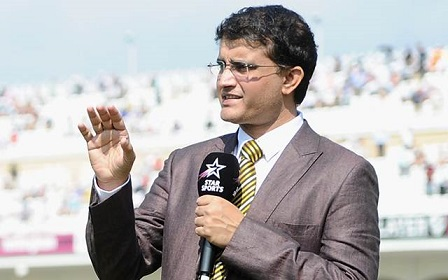 Sourav Ganguly | Getty Images
