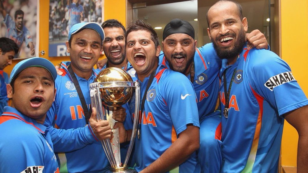 Team India members relive their 2011 World Cup winning memories