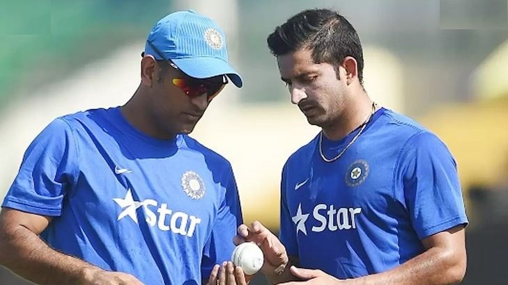 Mohit Sharma calls MS Dhoni a 'great storyteller'; only shuts door when he sleeps