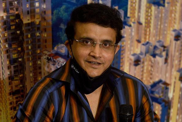 Sourav Ganguly   GETTY