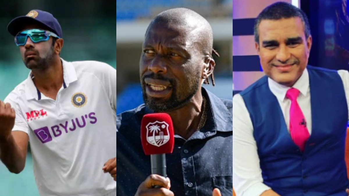 He was a wonderful cricketer in his time - Sir Curtly Ambrose reacts to Manjrekar's comments on Ashwin