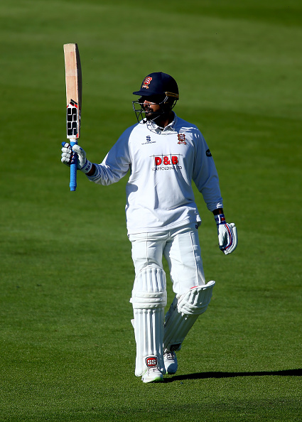 Vijay played fantastically well for Essex following his sacking from the Test team | Getty