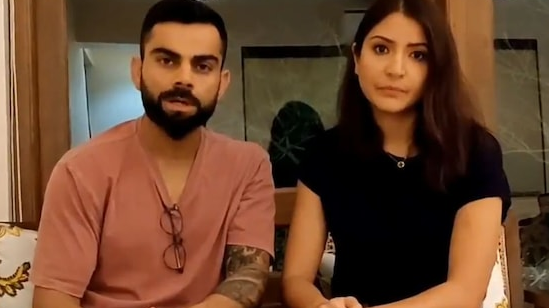 WATCH: Virat Kohli, Anushka Sharma request everyone to stay at home amid COVID-19 lockdown