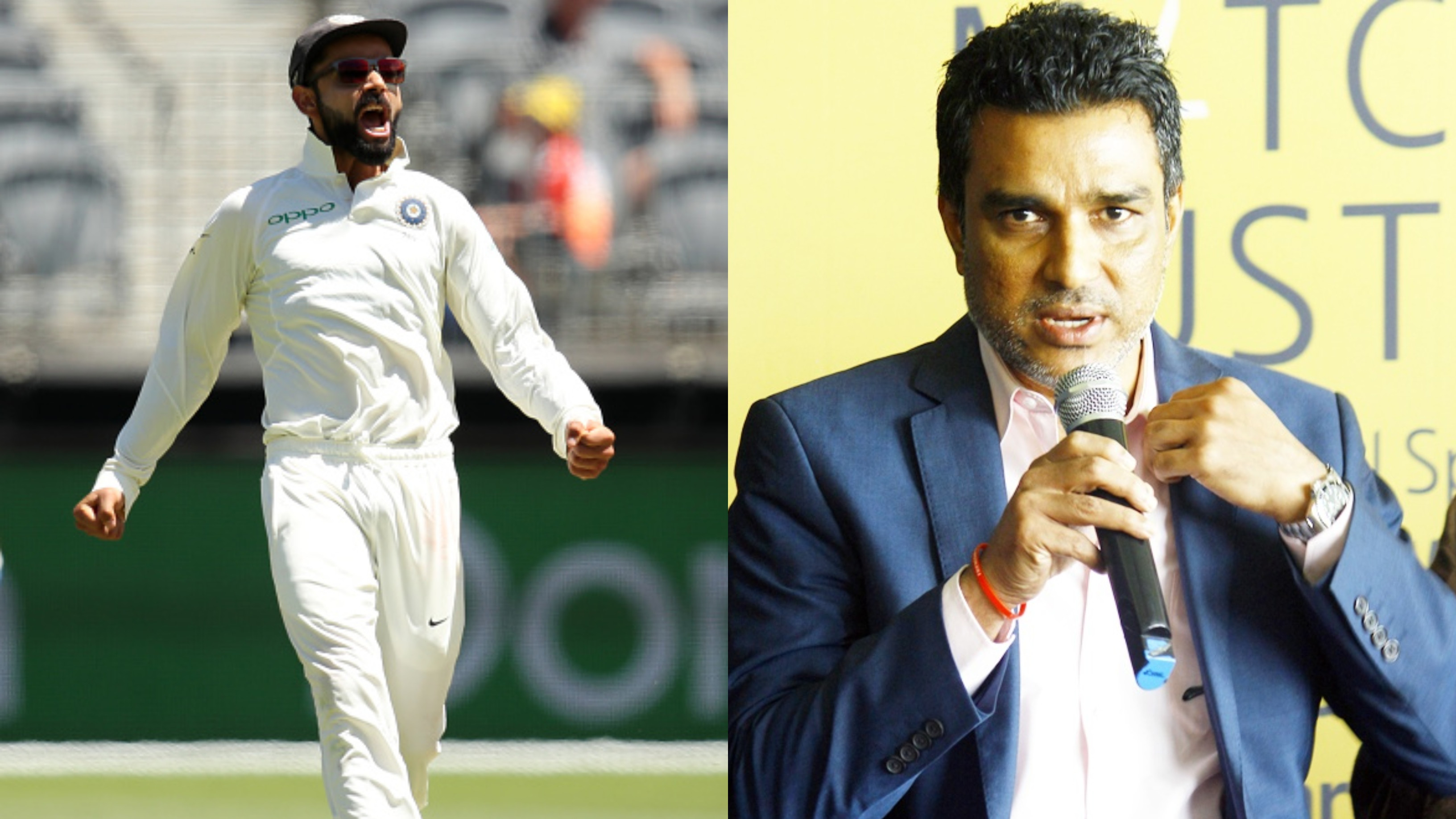 AUS v IND 2018-19: Sanjay Manjrekar criticizes Virat Kohli's on-field attitude and antics