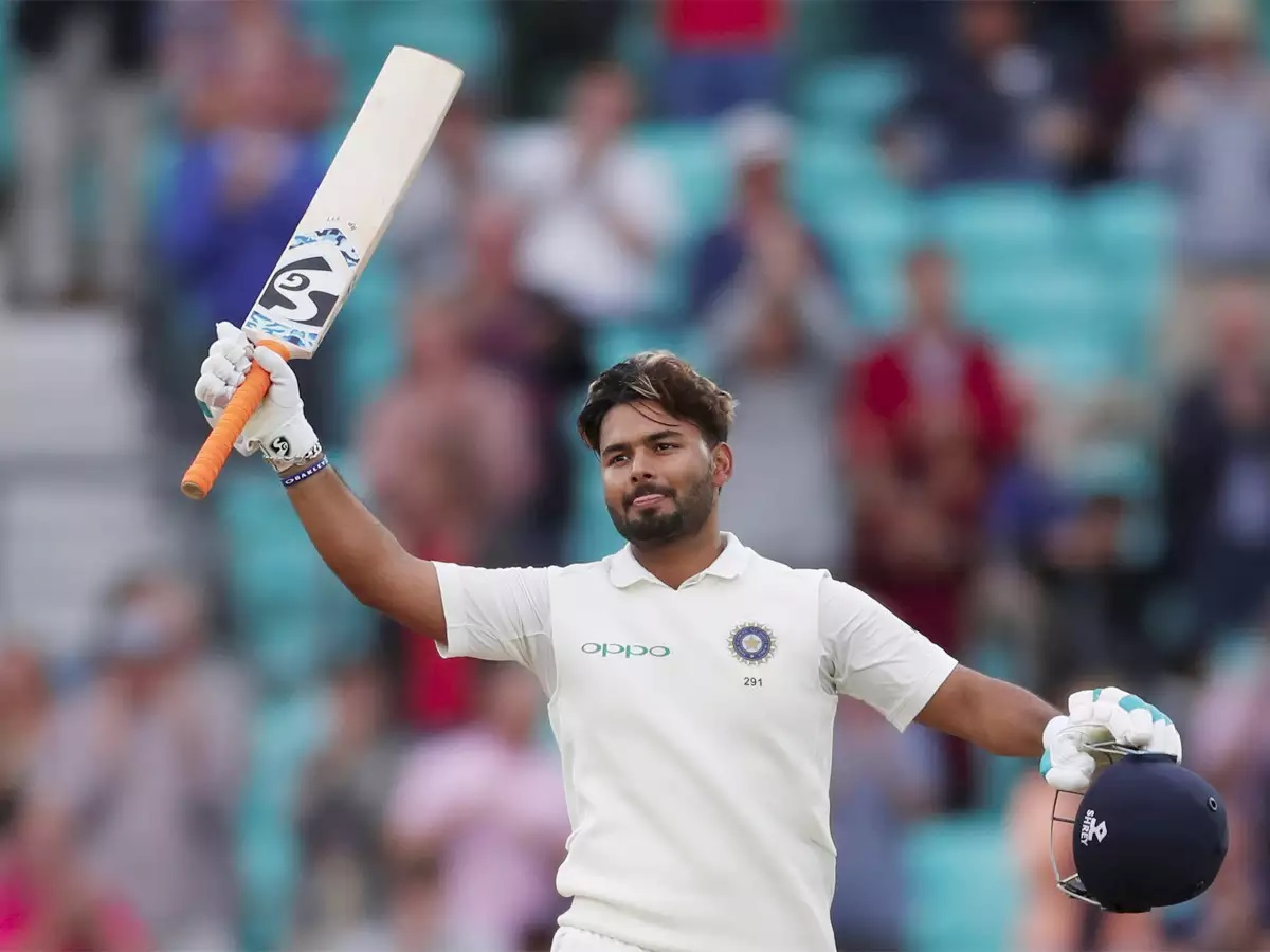 Rishabh Pant- only Indian keeper with Test centuries in England and Australia