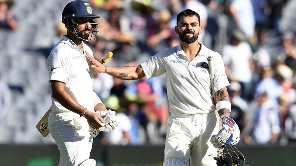 AUS v IND 2018-19: Kohli draws parallels between Pujara and Game of Thrones character White Walker