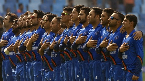 Afghanistan names 16-man squad for ODI series against Ireland